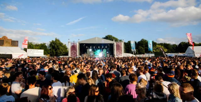 festival lighting hire
