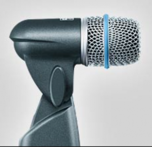 Shure B56A dry hire