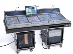 Digidesign Venue dry hire