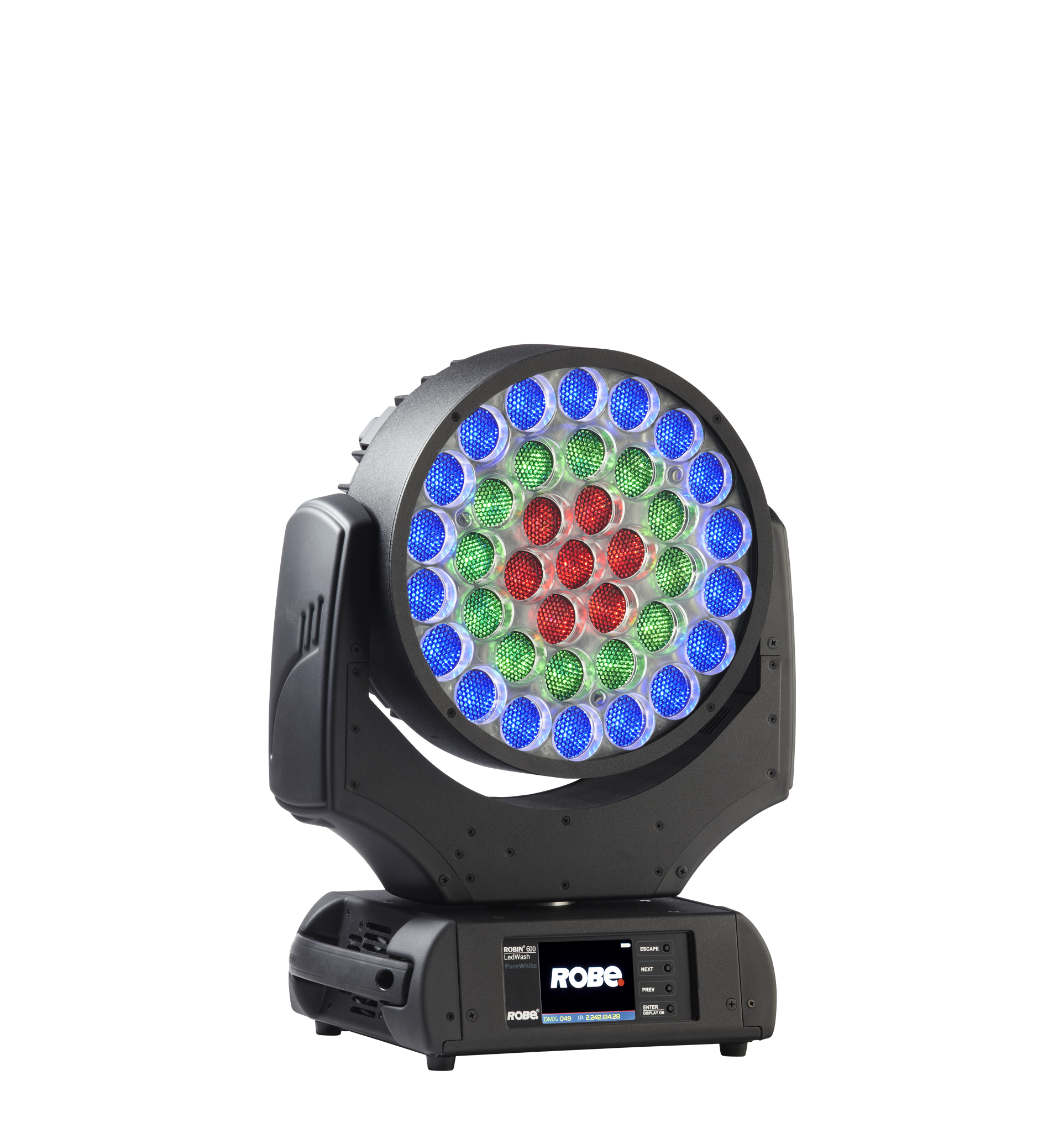 Robe Robin 600 LED Wash dry hire