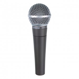 Shure SM58 dry hire