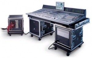Avid Digidesign Profile hire