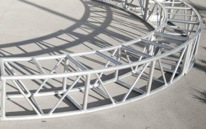 Truss Dry Hire - Event Structure and Truss Hire - Production Hire